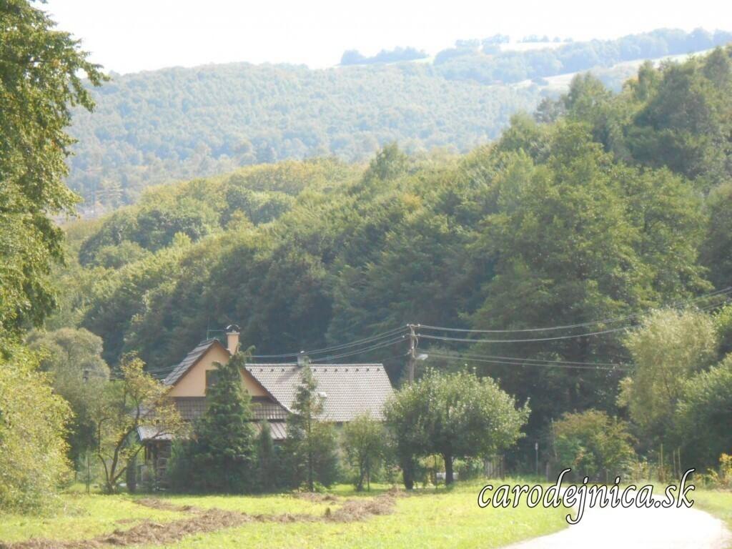 Fotografia krajiny v oblasti Žitková s názvom Kraj bohýň