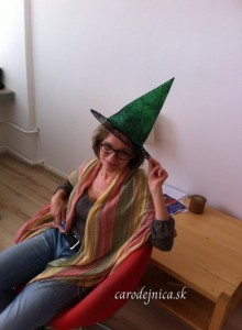 Pozdrav čarodejnice