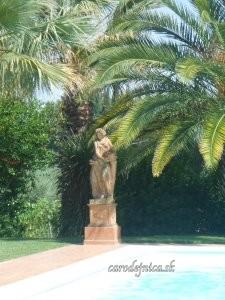 Rajská záhrada v Mercatale