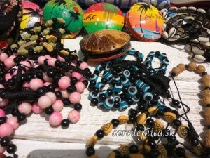 suveníry z Boa Vista