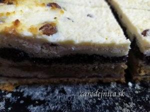 štedrák - skladaný koláč