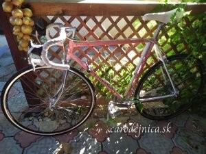 Bicykel v altánku